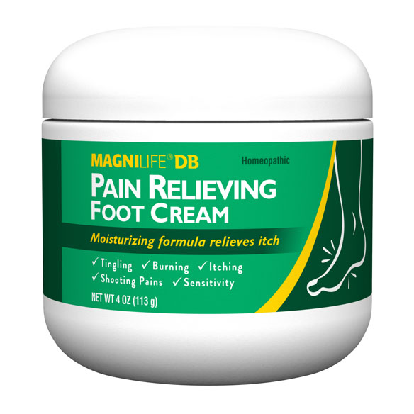 Magnilife® DB Pain Relieving Foot Cream