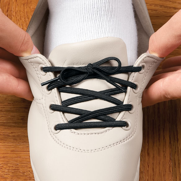 Elastic Shoe Laces - 3 Pair - View 1