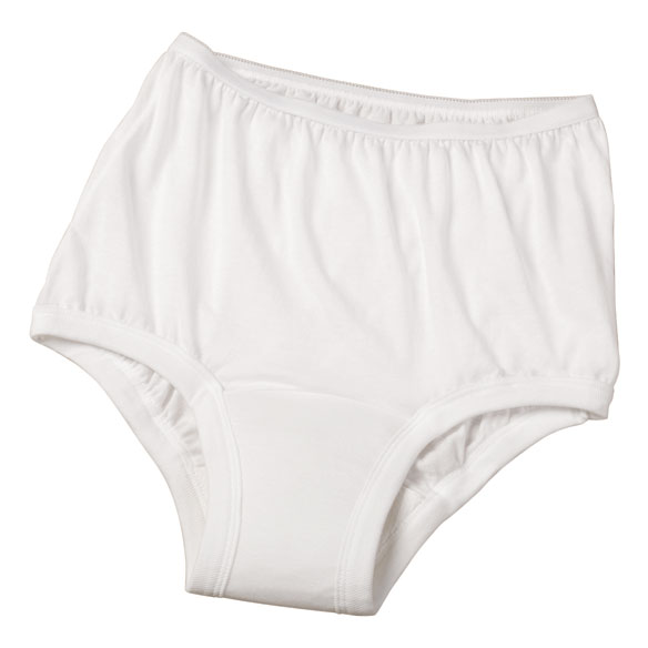 Women's Cotton Incontinence Underwear - View 1