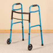 Walking Aids - Walker With Wheels