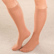 Hosiery - Calf Support Trouser Socks