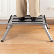 Home Safety & Security - Wide Step Stool