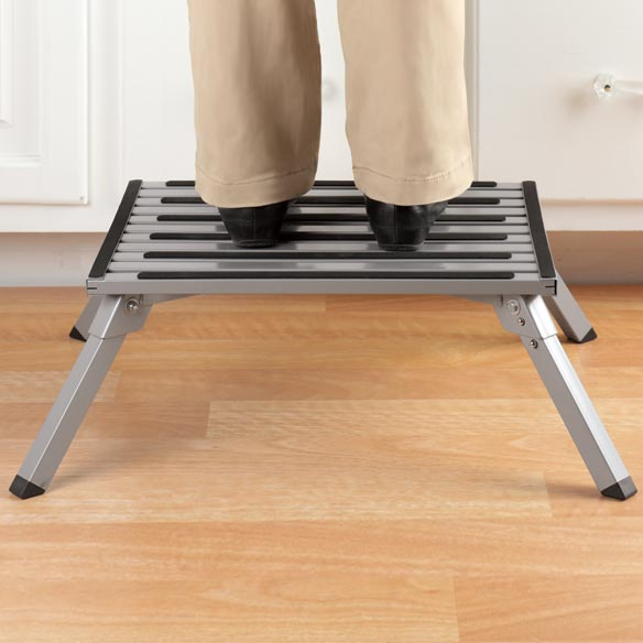wide step stool - Step Stool