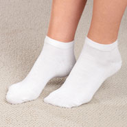 Footwear - Buster Brown® Low Cut Socks - 3 Pairs