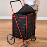 Auto & Travel - Waterproof Shopping Cart Liner