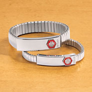 Clearance - Medical ID Bracelet
