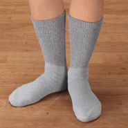 Hosiery - Diabetic Crew Socks