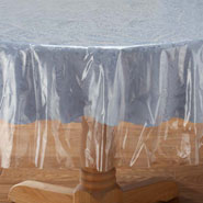 Kitchen Helpers - Clear Tablecloth Protector