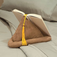 Home Comforts - Book Pillow