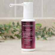 Hair Loss - Keranique® Hair Regrowth Treatment for Women