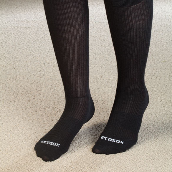 ECOSOX® Bamboo Compression Socks - View 1