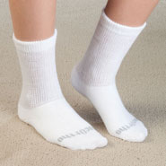 Diabetic Hosiery - Doc Ortho™ Ultra Soft Diabetic Socks - 3 Pairs