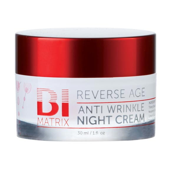 Bi-Matrix Reverse Age Anti Wrinkle Night Cream