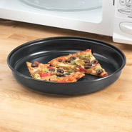 Microwave Cooking - Microwave Crisper Pan