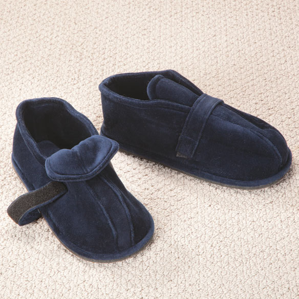 Hard Sole Edema Slippers - View 1