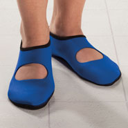 Footwear - NuFoot Neoprene Mary Jane Shoes