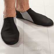 Fleece Apparel & Slippers - Nufoot Mens