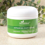 Shop Top Rated  - Healthful™ Advanced Healing Foot Cream