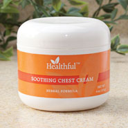 Nasal Congestion - Healthful™ Soothing Chest Cream