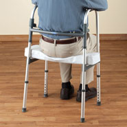 Walkers & Rollators - Walker Rest Seat