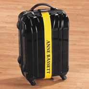 Shop Top Rated  - Personalized Yellow Luggage Strap