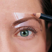Anti-Aging - Brow Shaping Stencils - 6 Pairs