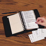 Hobbies & Books - Desktop Address Book