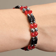 Gifts Under $10 - Rose Hematite Bracelets, Set of 2