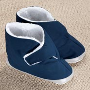 Fleece Apparel & Slippers - Men's Edema Slippers