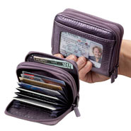 Auto & Travel - Buxton RFID Accordion Wallet
