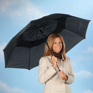 Cold Weather Safety - Windproof Umbrella