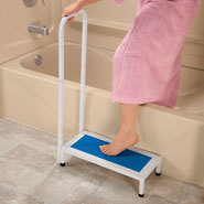 Bathroom - Bath Safety Step