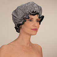 Beauty Basics - Fashion Shower Cap
