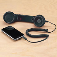 Hearing Loss - Retro Phone Handset
