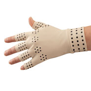 Braces & Supports - Compression Gloves With Magnets