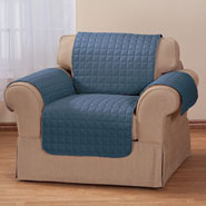 Home Comforts - Microfiber Chair Protector by OakRidge Comforts™