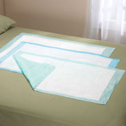 Incontinence - Disposable Underpads - Case