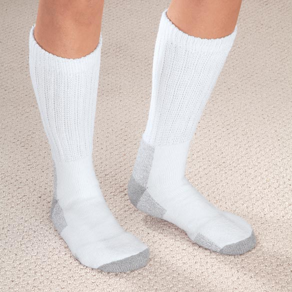 Diabetic Cold Weather Socks - 2 Pair