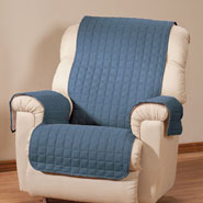 Back in Stock - Microfiber Recliner Protector by OakRidge Comforts™