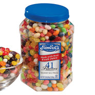 Sweets & Treats - Gimbal's Gourmet Jelly Bean Jar, 40 oz.