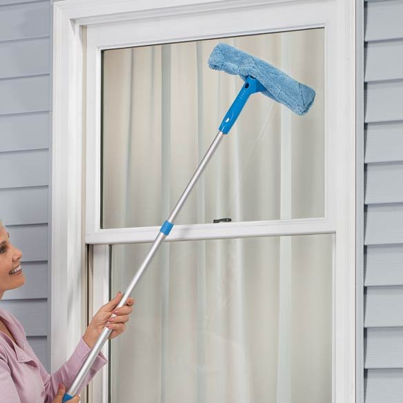 Telescoping Squeegee Set