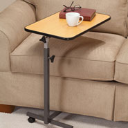 Adaptive Aids - Rolling Tray Table                     XL