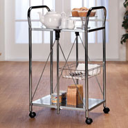 Furniture - Lightweight Folding Cart