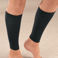 Antibacterial & Antimicrobial - Calf Sleeves - 20-30 mmHg
