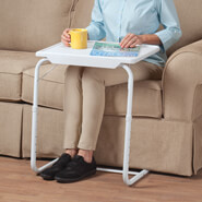 Home Necessities - Adjustable Tray Table