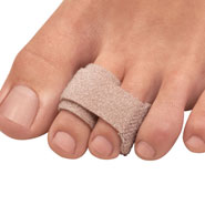 Foot Pain - Toe Straightening Wraps - Set of 2
