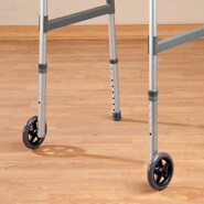 "Walkers & Rollators - Walker Wheels 5"" Set of 2"