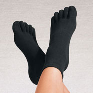 Hosiery - Toe Socks