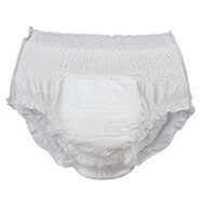 Incontinence - Wellness Absorbent Underwear - Package