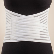 Braces & Supports - Breathable Back Support